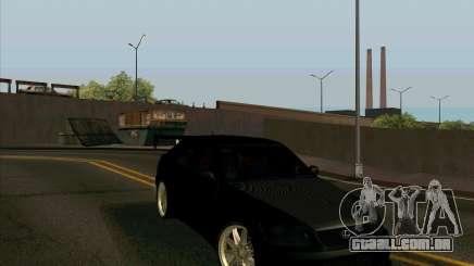 LEXUS IS300 Light tuned para GTA San Andreas