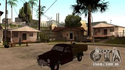 Gaz M-20 Pobeda PickUp para GTA San Andreas