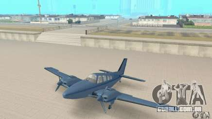 Beechcraft Baron 58 T para GTA San Andreas
