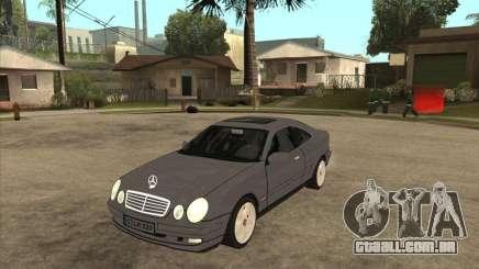 Mercedes-Benz CLK320 Coupe para GTA San Andreas