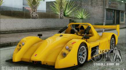 Radical SR3 RS 2009 para GTA San Andreas
