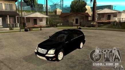 Chrysler Pacifica para GTA San Andreas