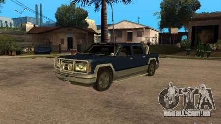 HD Columb para GTA San Andreas