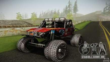 Buggy Off Road 4X4 para GTA San Andreas