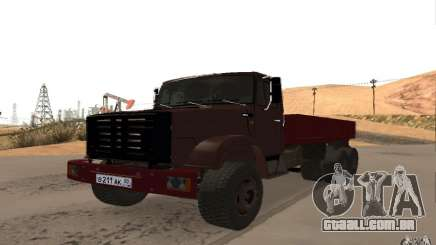 ZIL 6309 para GTA San Andreas
