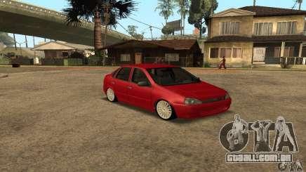 Lada 1118 Kalina para GTA San Andreas