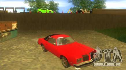 Oldsmobile Cutlass Supreme 1976 para GTA San Andreas