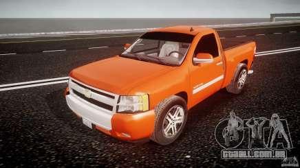 Chevrolet Silverado 2011 para GTA 4