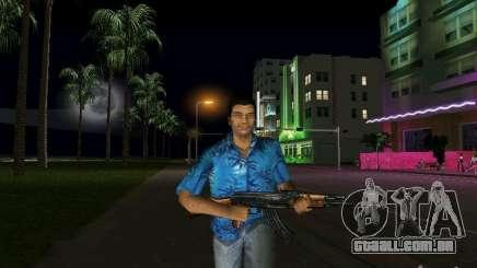 Modelo de Tommy Vercetti BETA para GTA Vice City