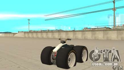 QUAD BIKE Custom Version 1 para GTA San Andreas