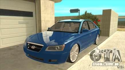 Hyundai Sonata NF para GTA San Andreas