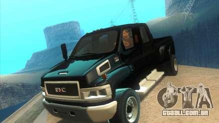 GMC Topkick C4500 2008 para GTA San Andreas