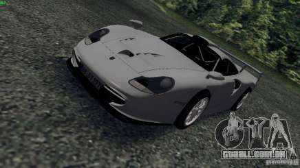 Porsche 911 GT1 Evolution Strassen Version 1997 para GTA San Andreas