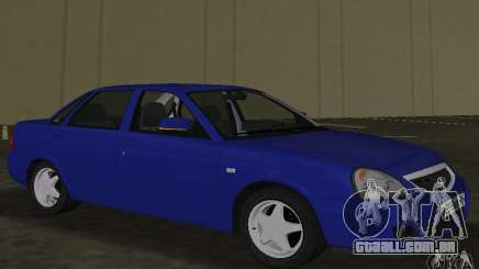 Lada 2170 Priora para GTA Vice City