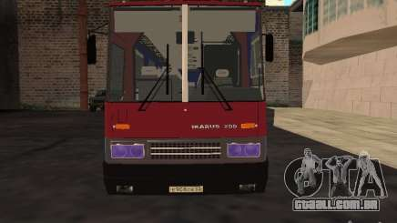 Ikarus 255 para GTA San Andreas