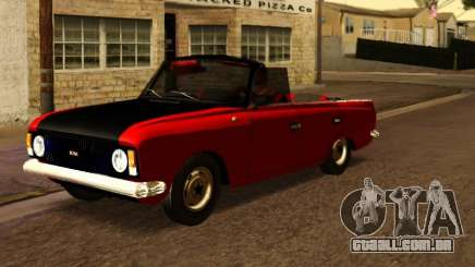 Moskvich 412 Cabrio para GTA San Andreas