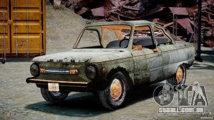 ZAZ 968M esfarrapado para GTA 4