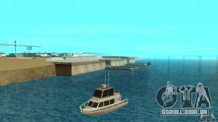 GTA VC Tropical View para GTA San Andreas