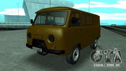 UAZ 3909 para GTA San Andreas