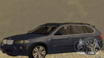BMW X5 M 2009 para GTA San Andreas