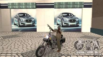 Ural lobo 1998 para GTA San Andreas