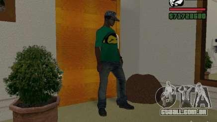 Novo jeans para GTA San Andreas