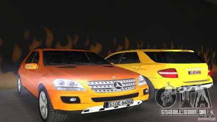 Mercedes-Benz ML 500 para GTA Vice City