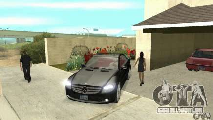 Mercedes-Benz CL500 para GTA San Andreas
