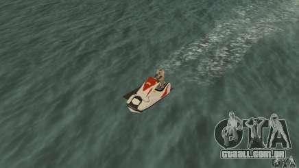 Hydrocycle para GTA San Andreas