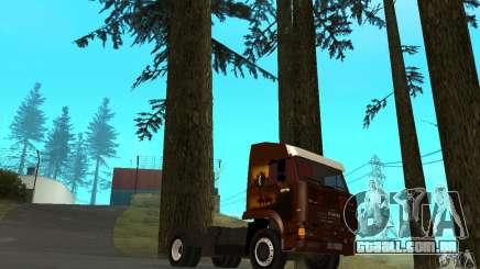 KAMAZ 5460 4 pele para GTA San Andreas