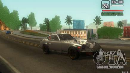 Datsun 240ZG para GTA San Andreas