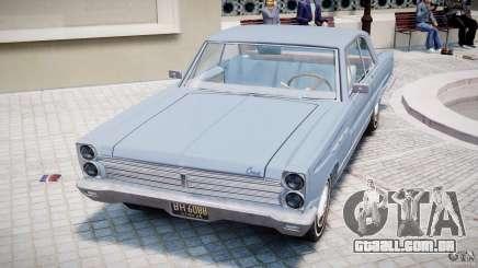 Ford Mercury Comet 1965 para GTA 4