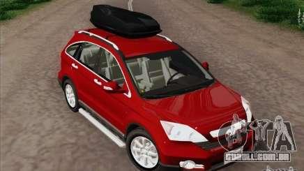 Honda CRV 2011 para GTA San Andreas