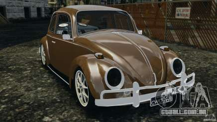 Volkswagen Fusca Gran Luxo v2.0 para GTA 4