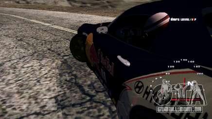Pontiac Solstice Redbull para GTA San Andreas