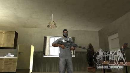 Rifle AS 50 para GTA San Andreas