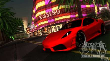 Ferrari F430 Novitec Rosso para GTA San Andreas