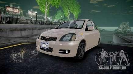 Toyota Vitz para GTA 4
