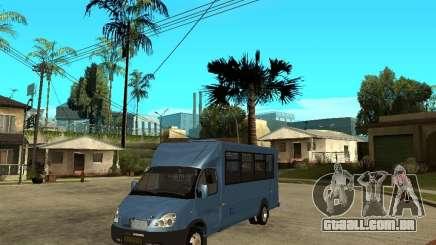 Ruta de gazela para GTA San Andreas