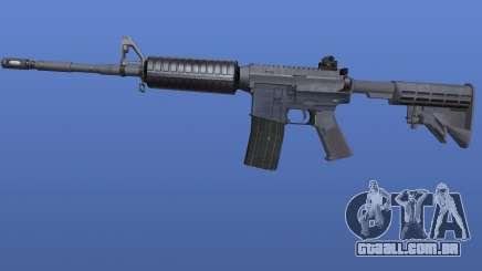 M4 Texture para GTA 4