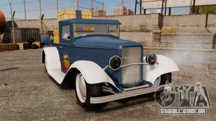 Ford Farmtruck MF 1932 para GTA 4
