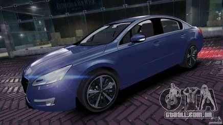 Peugeot 508 Final para GTA 4