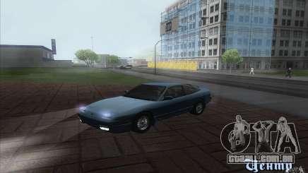 Nissan 200SX 1.8 Turbo 1990 para GTA San Andreas