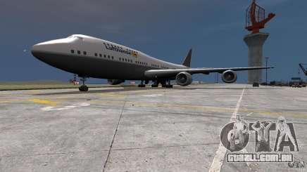 Lufthansa MOD para GTA 4
