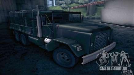 Barracks HD para GTA San Andreas