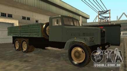Mesa de caminhão KrAZ v. 2 para GTA San Andreas