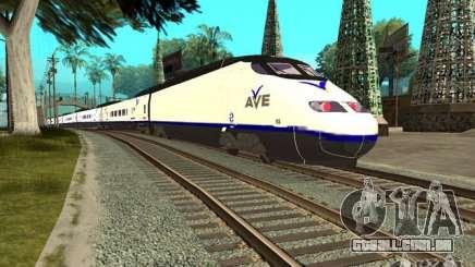 Aveeng Express para GTA San Andreas