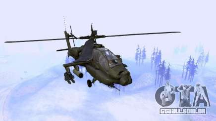HD Hunter para GTA San Andreas