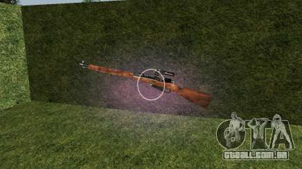 Mosin-Nagant para GTA Vice City
