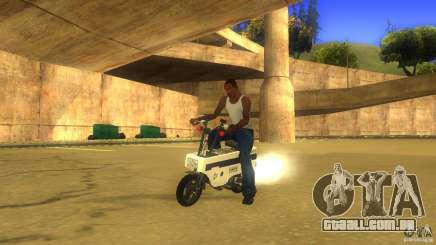 Honda Motocompo para GTA San Andreas